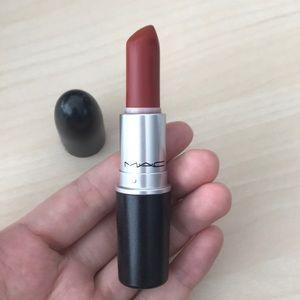 MAC matte lipstick—chili